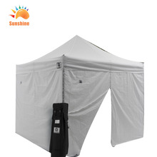 Aluminum frame pole with the 600d oxford telescoping aluminum poles tent custom gazebo 3x3 trade show tent
