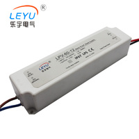 Plastic case LPV-60-12 IP67 waterproof power supply 60W led driver 12V 5A