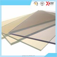 6mm thick high quality pvc clear sheet