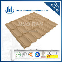 NUORAN high quality synthetic spanish roof tile /new building material 2014
