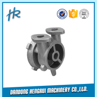 4 years warranty from professional casting factory with ISO9001:2008 customized auto differential shell