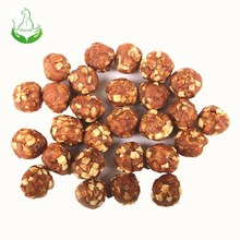 pet dog food chicken apple ball dry pet treat pet snack