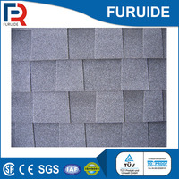 Cheap high quality asphalt roofing shingle manufacturer china