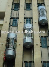 panoramic glass elevator/laminated elevator glass