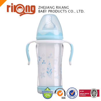 Hot Sale Lead-free Anti-flatulence Natural Bionic Bottle