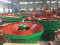 China supplier--Huhaong, gold ball mill for sale, wet pan mill with big discount
