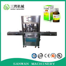 Automatic liquid filling machine,filling capping machine for parfum