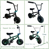 Color multiple choice Custom pro freestyle bicycle street racing stunt rocker mini 10 inch bmx bike