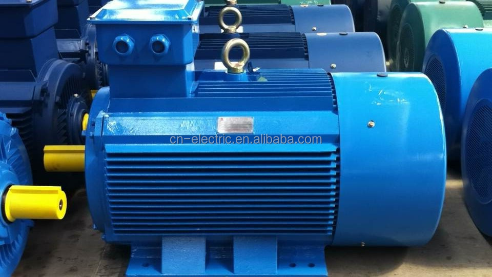 Ye2 series 3 phase ac induction motor 200kw buy ac for 300 hp ac electric motor
