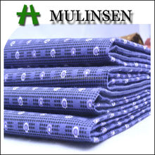 Mulinsen Textile Traditional Pattern Printed 40s Poplin Polka Dots Cotton Fabric