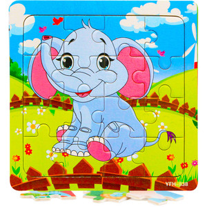 Wholesale New Latest Design Educational Wooden Flat Puzzles For Kids