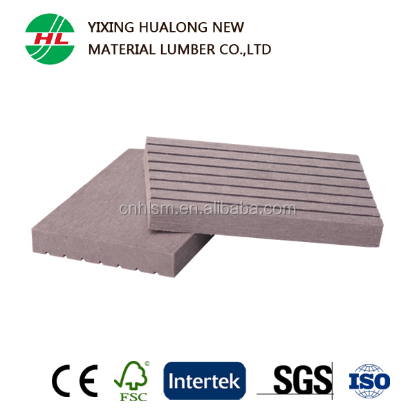 WPC Decking Wood Plastic Composite Outdoor Flooring for DIY Tile