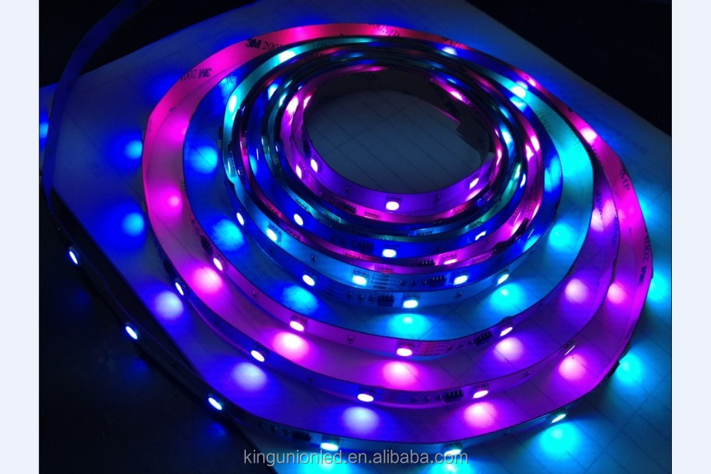 Addressable 5050 RGB 30/60 leds/m WS2812 led strip