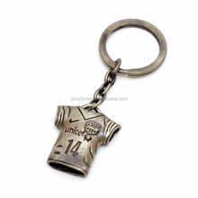 Hot sell Chinese style pendant key ring vintage small bell keychain