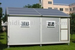 Prefabricated House 5M x 5M Quality Easy to Install