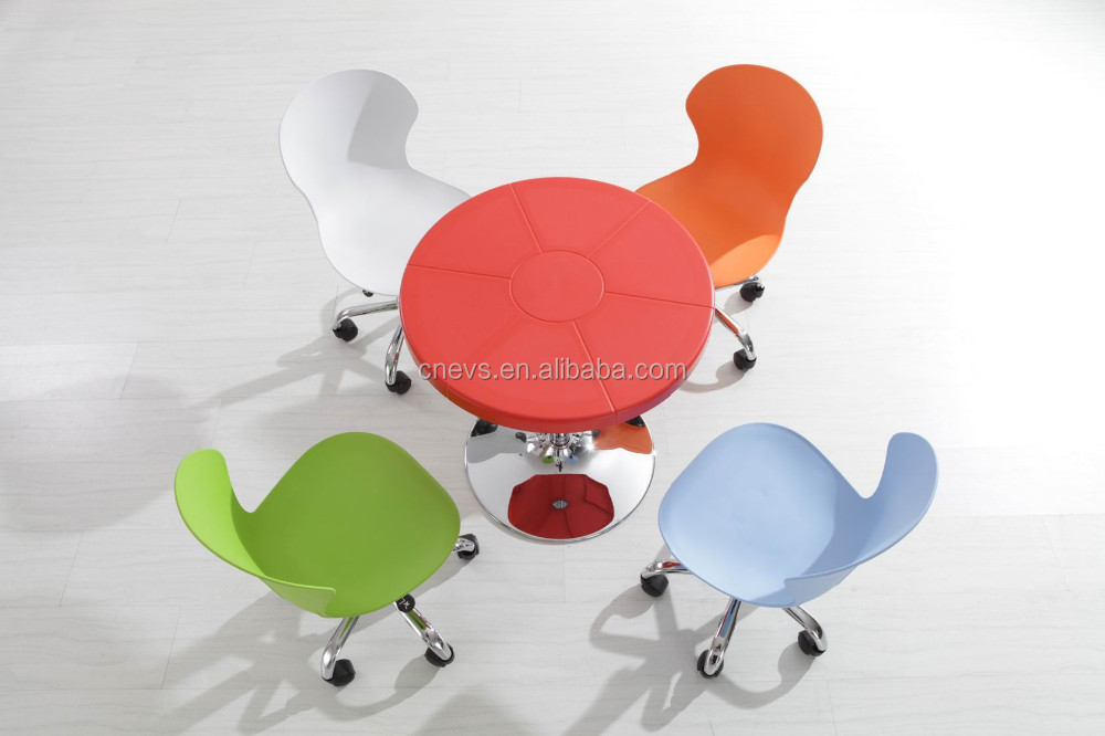 High Quality Colorful Plastic children Chair PP Children Stool