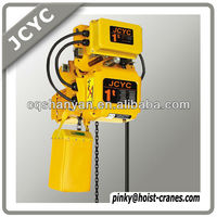 Pneumatic Air Chain Hoist Stage Hoist With CE Factory
