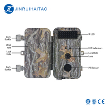 12MP 1080P 3G 4G mobile control hunting camera
