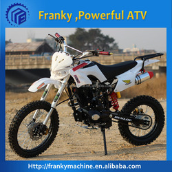 Hot sale 125 2 stroke dirt bike for sale
