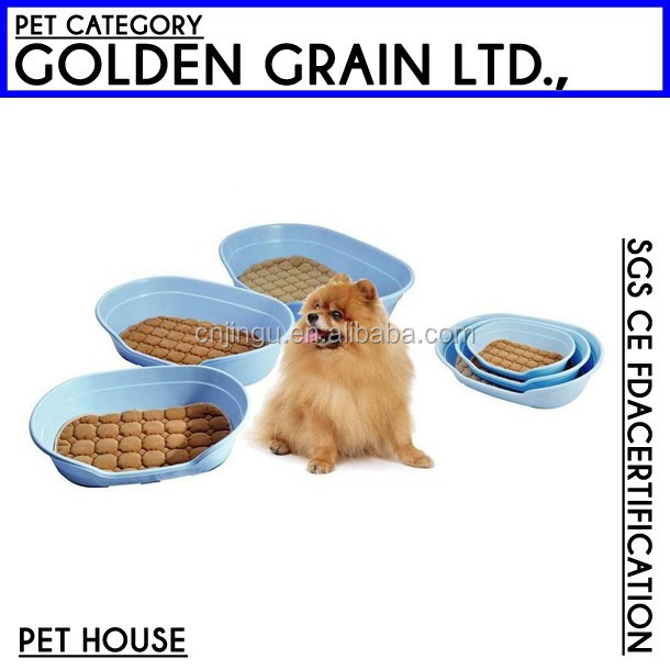high quality Plastic dog house beds