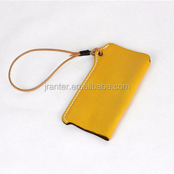 New Design Mobile Phone Pouch for Iphone 4s Case with Hand Strap Waterproof Phone Pouch