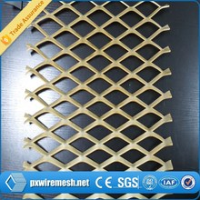 stainless steel woven wire mesh fence/ decorative wire mesh