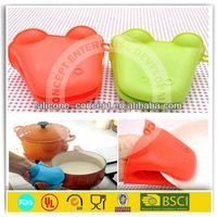 custome promotion terry cloth oven mitt