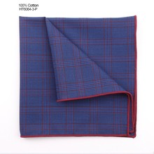 Professional Supplier Latest Design Hand Embroidery Handkerchief Men