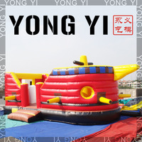 a pirate boat bouncer /Inflatable bouncers sale/ inflatable jumping castle inflatable boucy castle