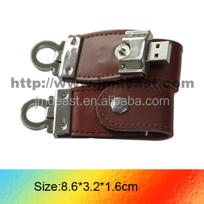 Leather USB Flash Drive / Executive USB Flash Drive / Magnetic USB Flash Drive