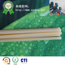 Good thermal stability transparent eva glue stick