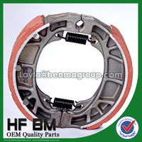 CG125 Motorcycle Motorbike Brake Parts Brake Shoes