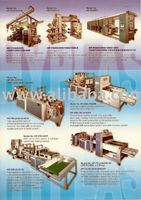 Bag Making, Side Welded & Sealing Machine