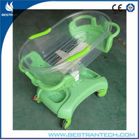 CE ISO High class hospital abs adjustable bed cradle