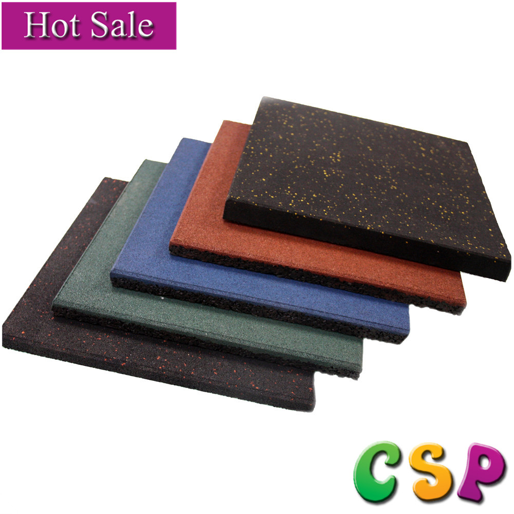 Gym Mats Non Toxic: Non-toxic Durable Elastic Gym Rubber Tile,Rubber Floor