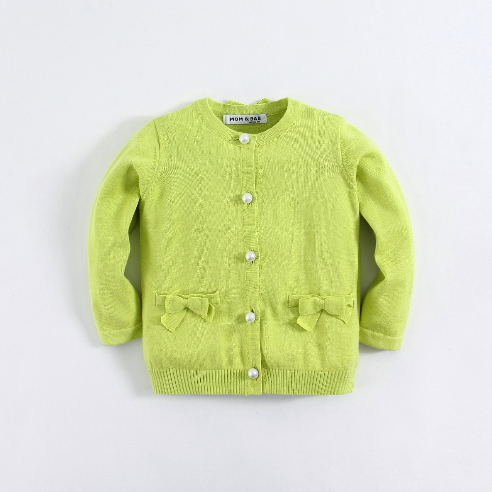 Wholesale Baby Girl Clothes Baby Girl Cardigans Plain Design