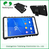 Multi color China supplier tire tpu pc heavy duty waterproof cell phone case for Sony Experia Z5 compact Z5 mini