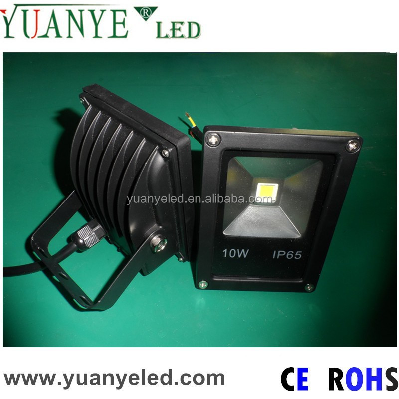 10w clearance sale rgb ip65 led floodlights with IR control stand style