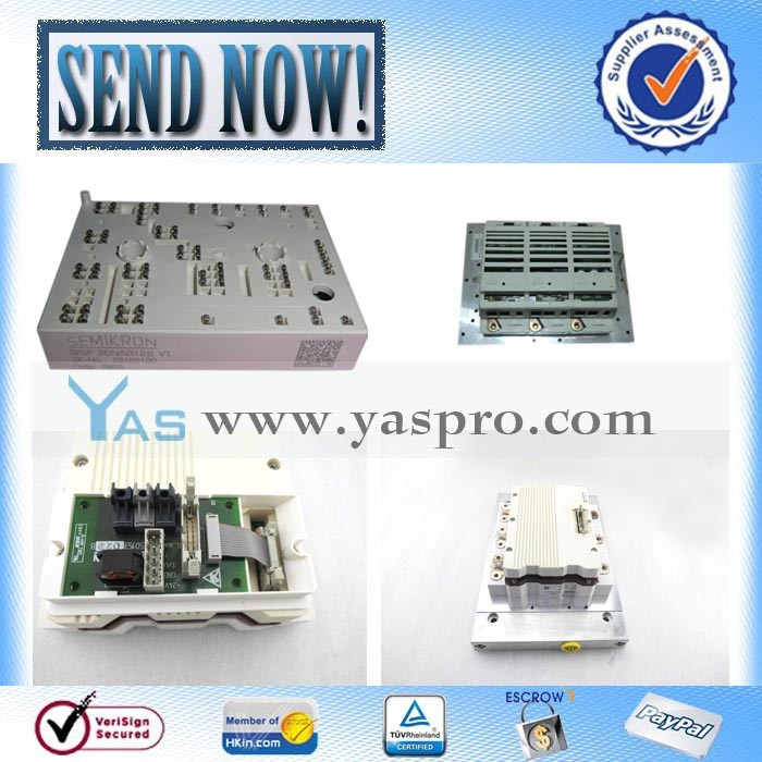 Hot Selling Semikron Electronic Module SKiiP132GD120-3DL