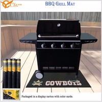 Anti Crease And Anti Pull Outdoor Grill Mat For Bbq