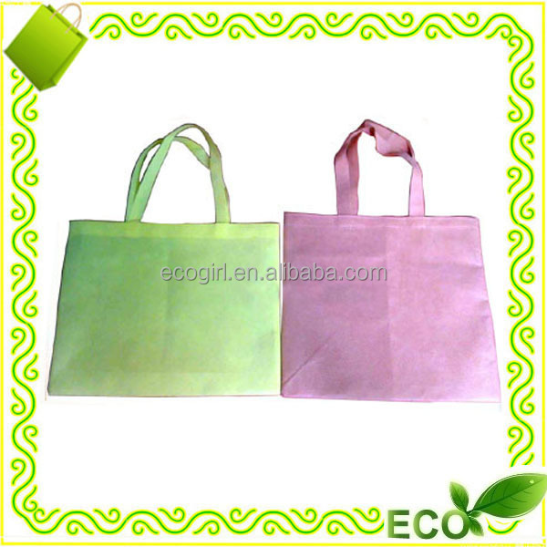 pp non woven packing shopping bag and eco resealable plastic cookie packaging food bag