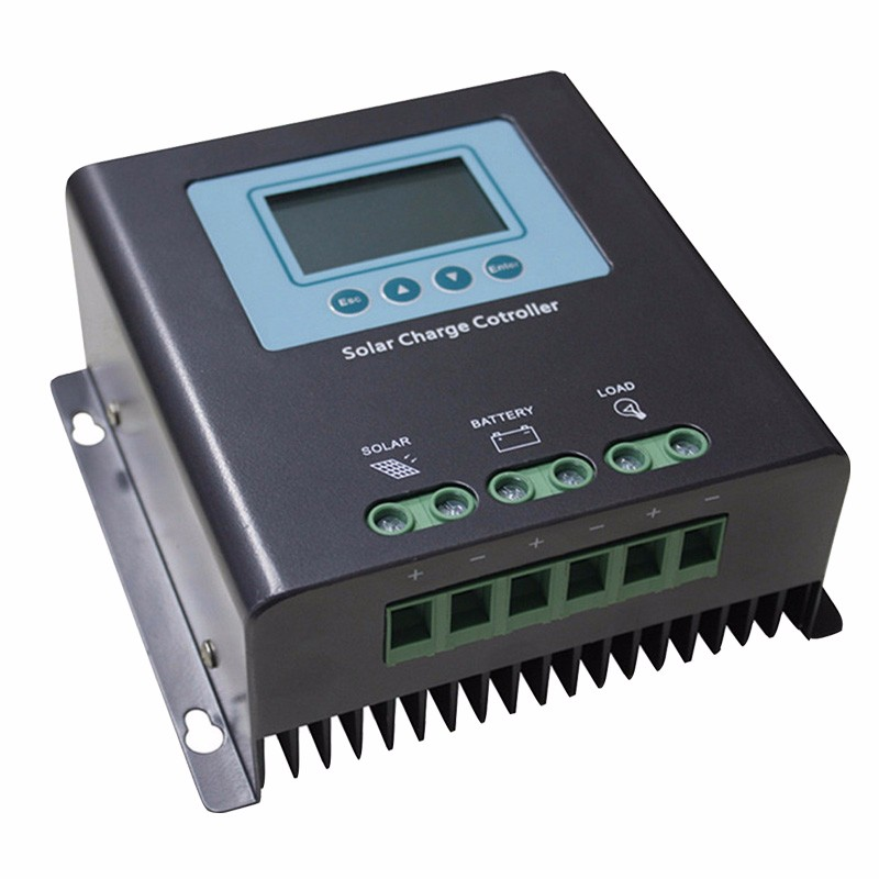 high quatity factory price 12V 24V 36V 48V auto identification solar <strong>charge</strong> <strong>controller</strong> 30A with LCD display