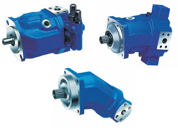 Rexroth Pump Motor and Valve