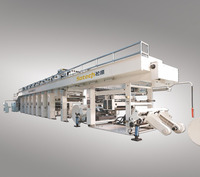 Rotogravure Printing Machine for Aseptic Package/Milk Package/Juice Package