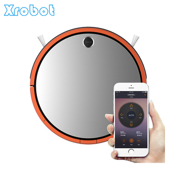 ODM custom Intelligent planned cleaning APP control smart automatic robot vacuum cleaner for home