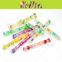 Fruit Jelly Food Packaging Plastic Roll Film/ Plastic Wrap Film for Fruit Jelly Stick