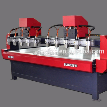 CNC 2516 relief engraving wood router with stepper motor