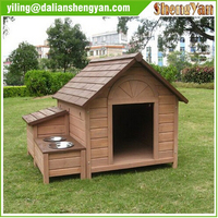 Large Dog House , Wooden Dog Cage For Sale