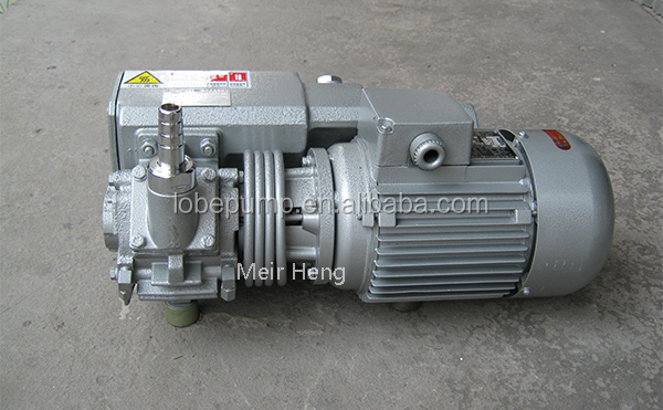 XD food grade small suck air rotary vane vacuum pump