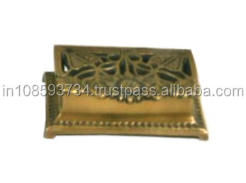 Perfuradas De Metal Designer Stamp Holder